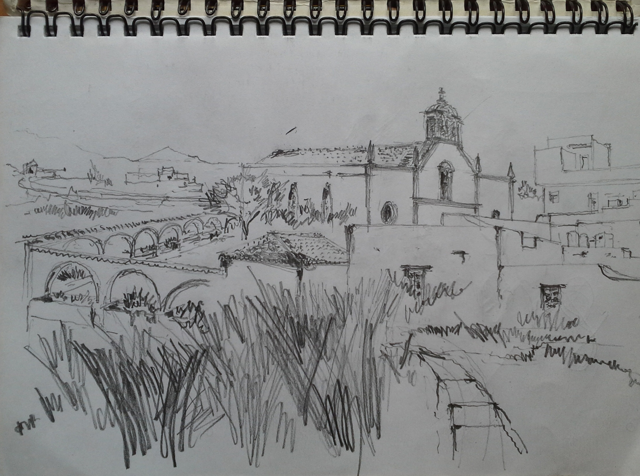 Rural Sketching